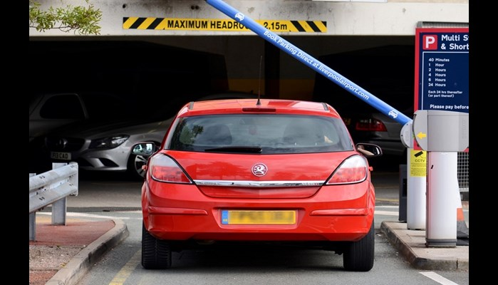 Car Parking Near Liverpool Airport