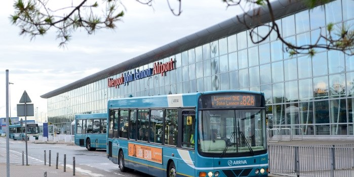 Buses at LJLA