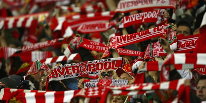 Travelling to Anfield