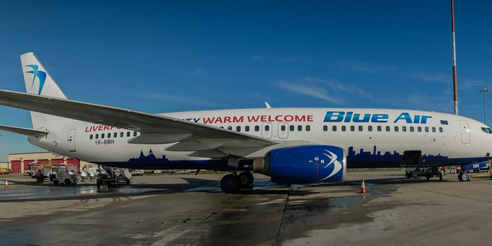 Blue Air panoramic