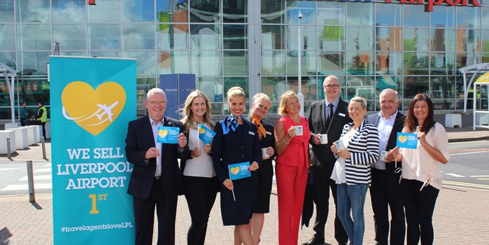 Travel Agents support LJLA