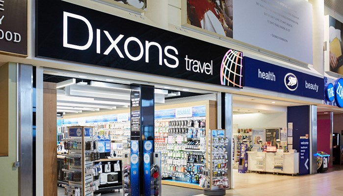 Dixons Travel | Shops at the Airport | Liverpool Airport