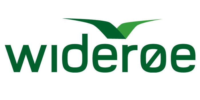 Wideroe logo small