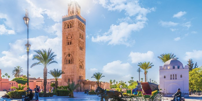 Marrakesh direct from Liverpool John Lennon Airport
