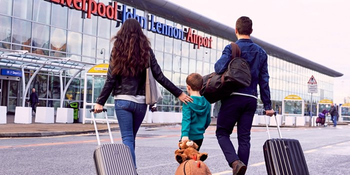 LJLA expects 725,000 passengers  over the Summer school holidays